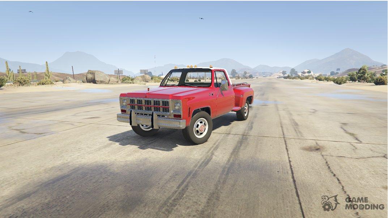 1974 Gmc Sierra Grande For Gta 5