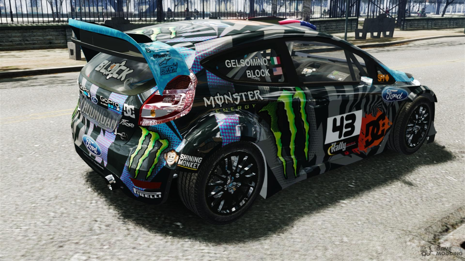 Rallycross ken block