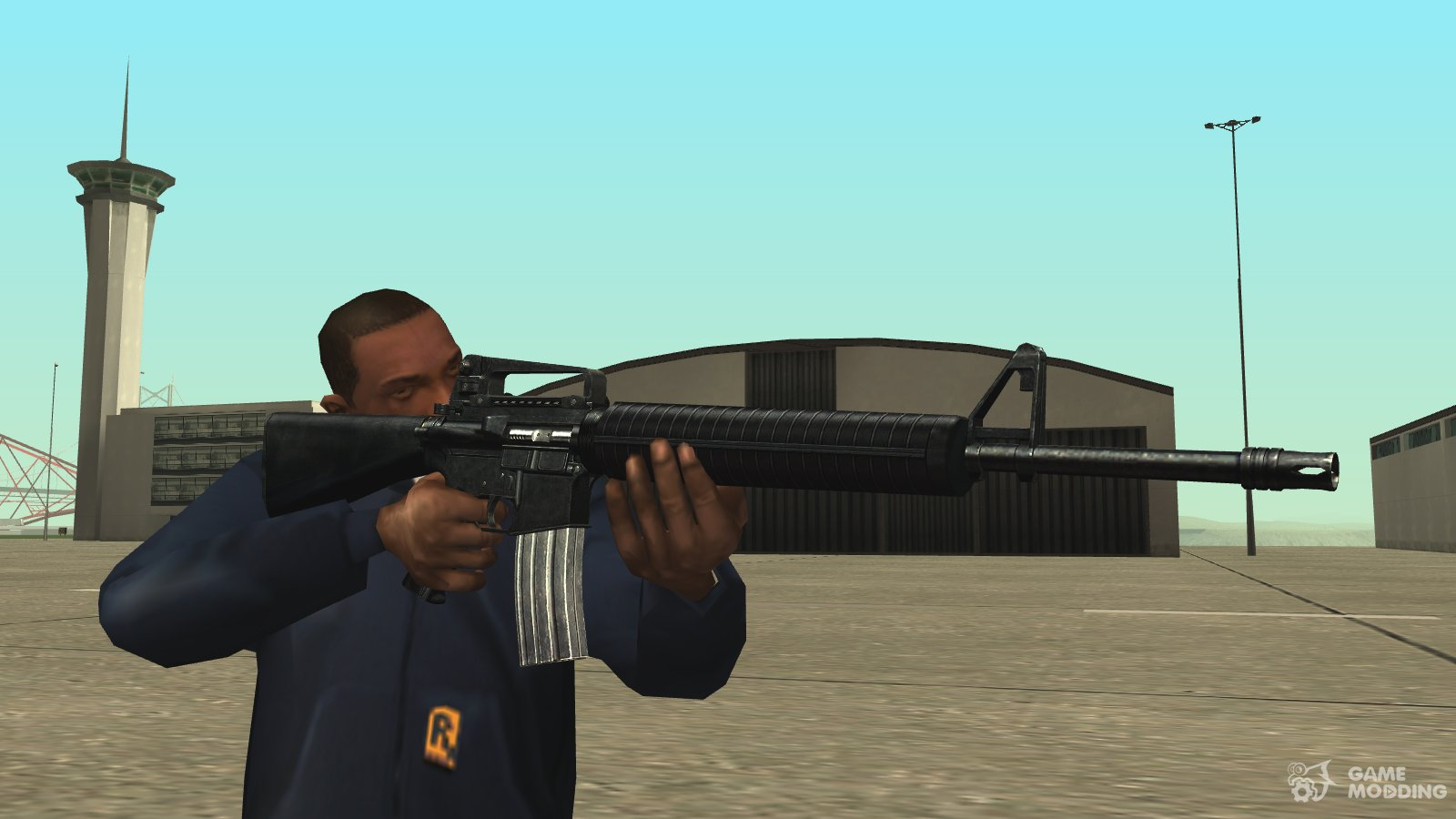 S  A  Remastered Collection: 90's Original HQ Weapons for