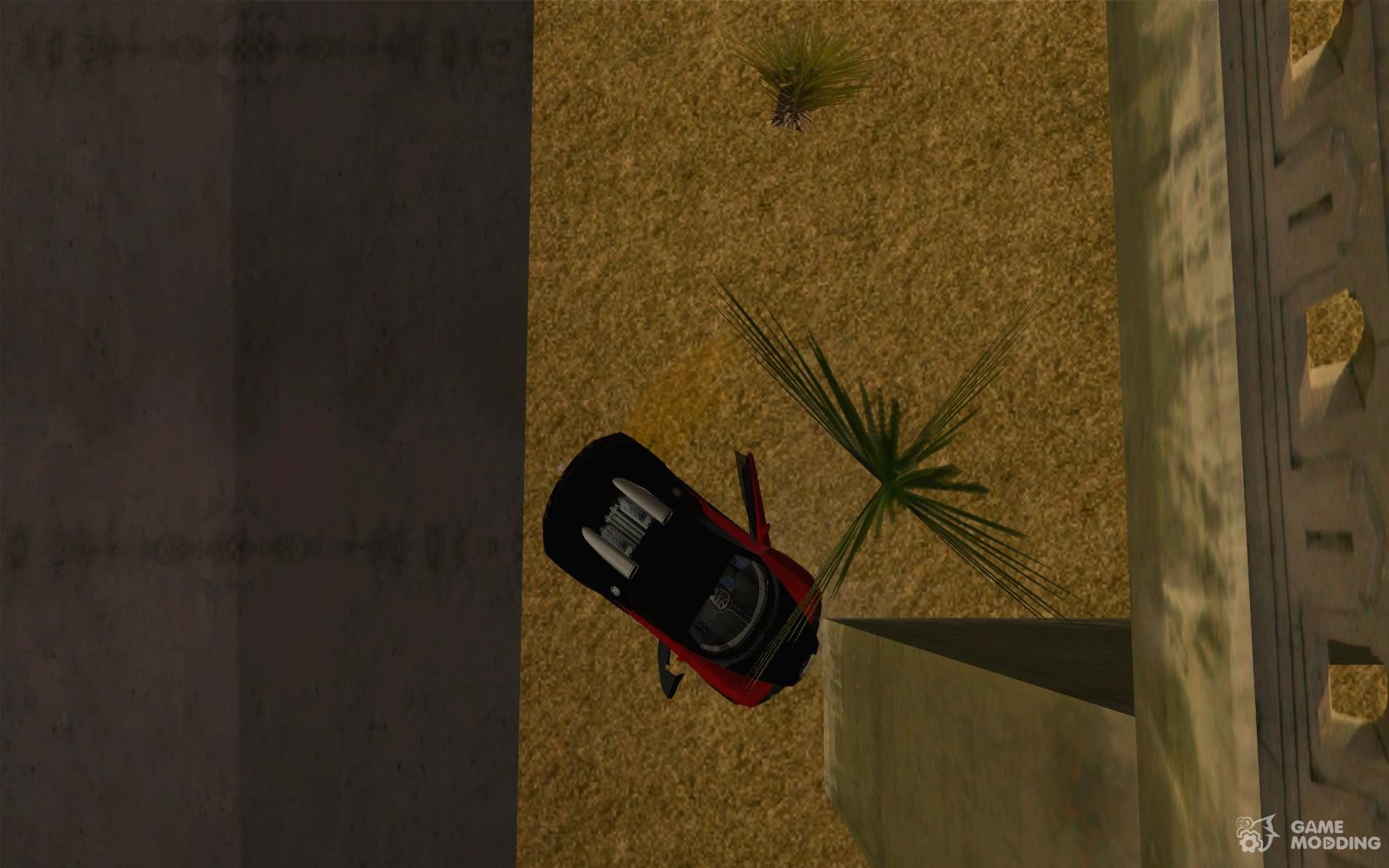 gta san andreas how to change camera view