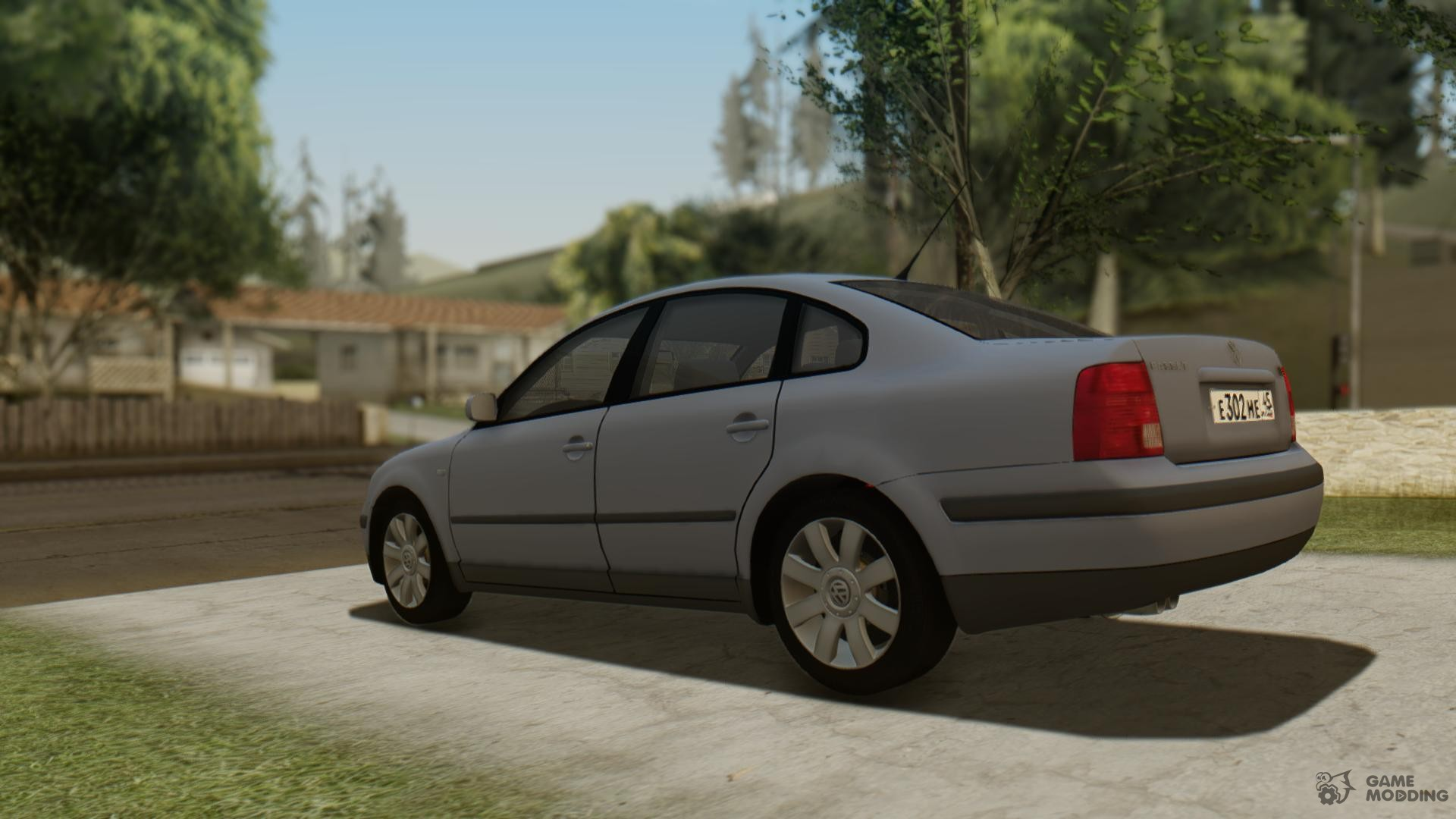 1998 volkswagen passat b5 1 9 tdi for gta san andreas. Black Bedroom Furniture Sets. Home Design Ideas