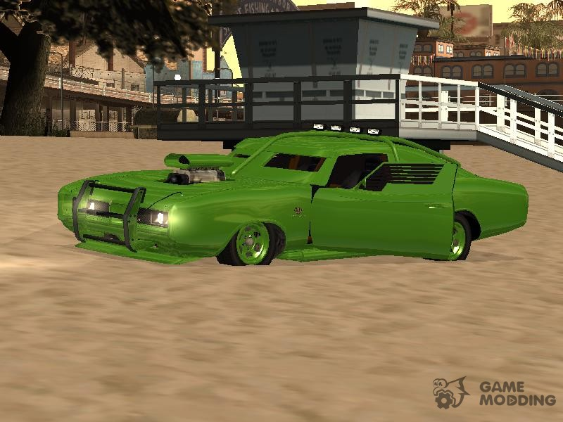 Imponte Dukes ODeath For GTA San Andreas