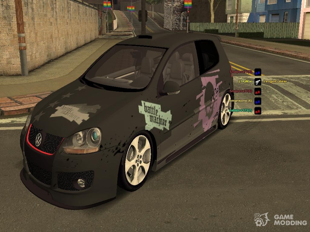 Tuneable Car Pack For Samp for GTA San Andreas