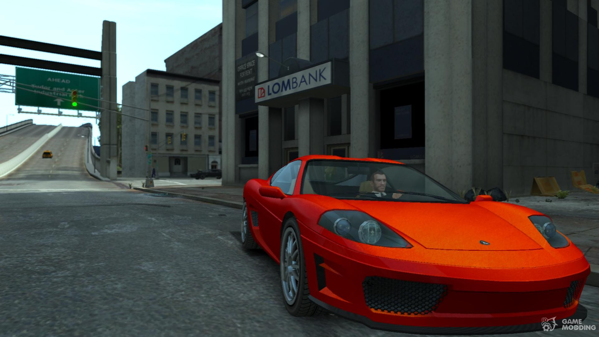 & Simple ENB for natural and realistic lighting (0.79) for GTA 4