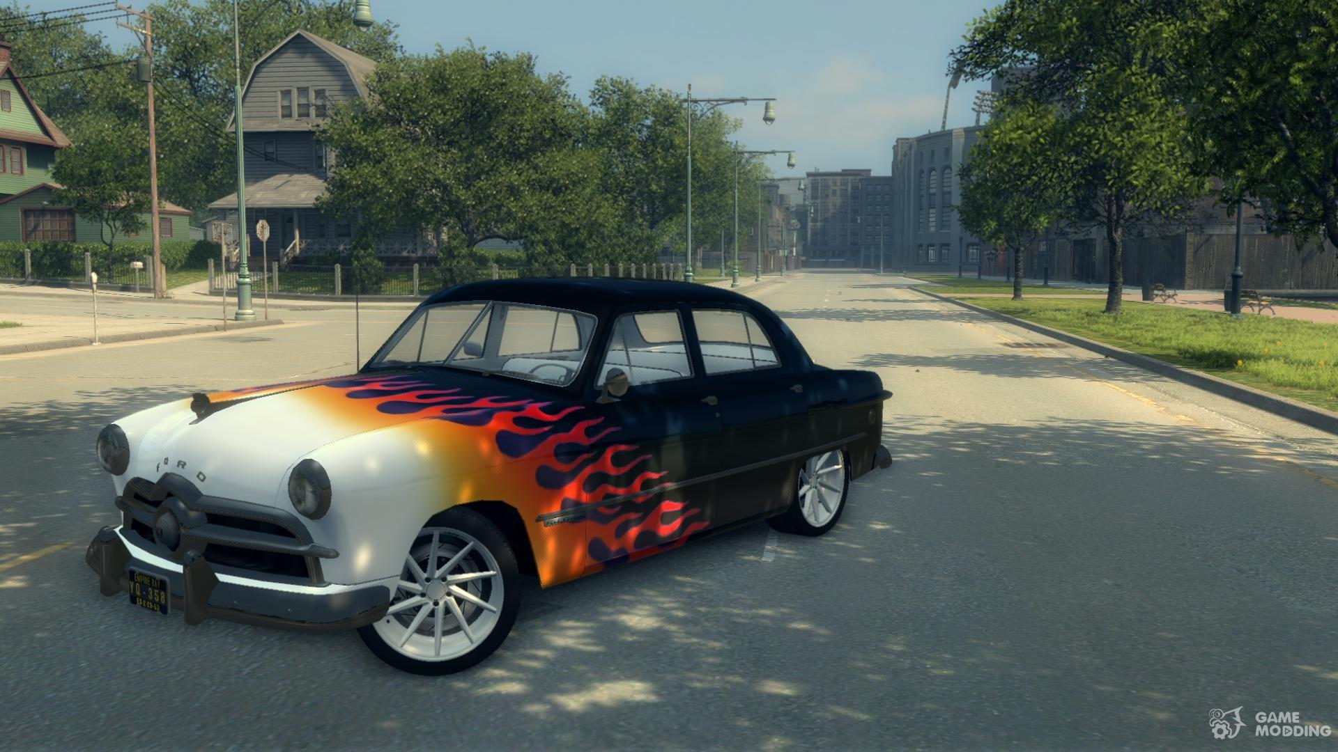Mafia 2 Cars Mod