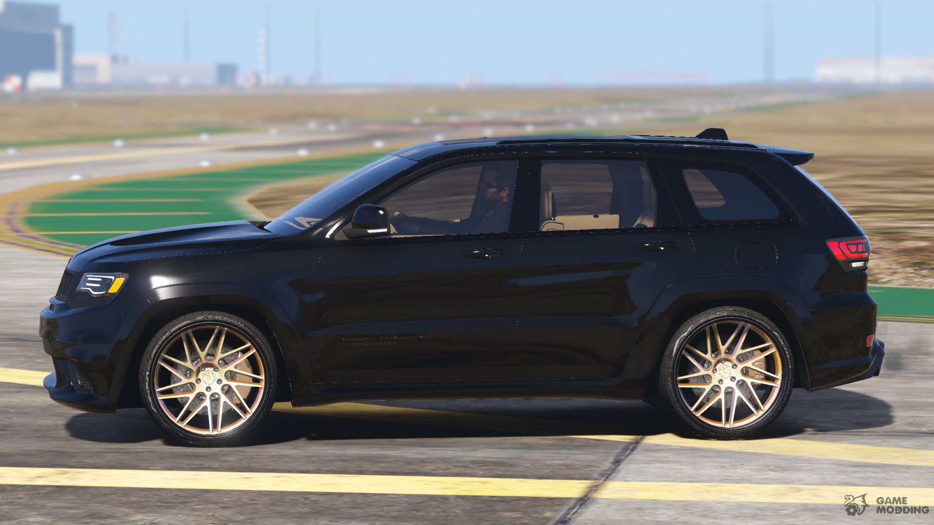 Trackhawk Jeep Grand Cherokee Srt8 For Gta 5