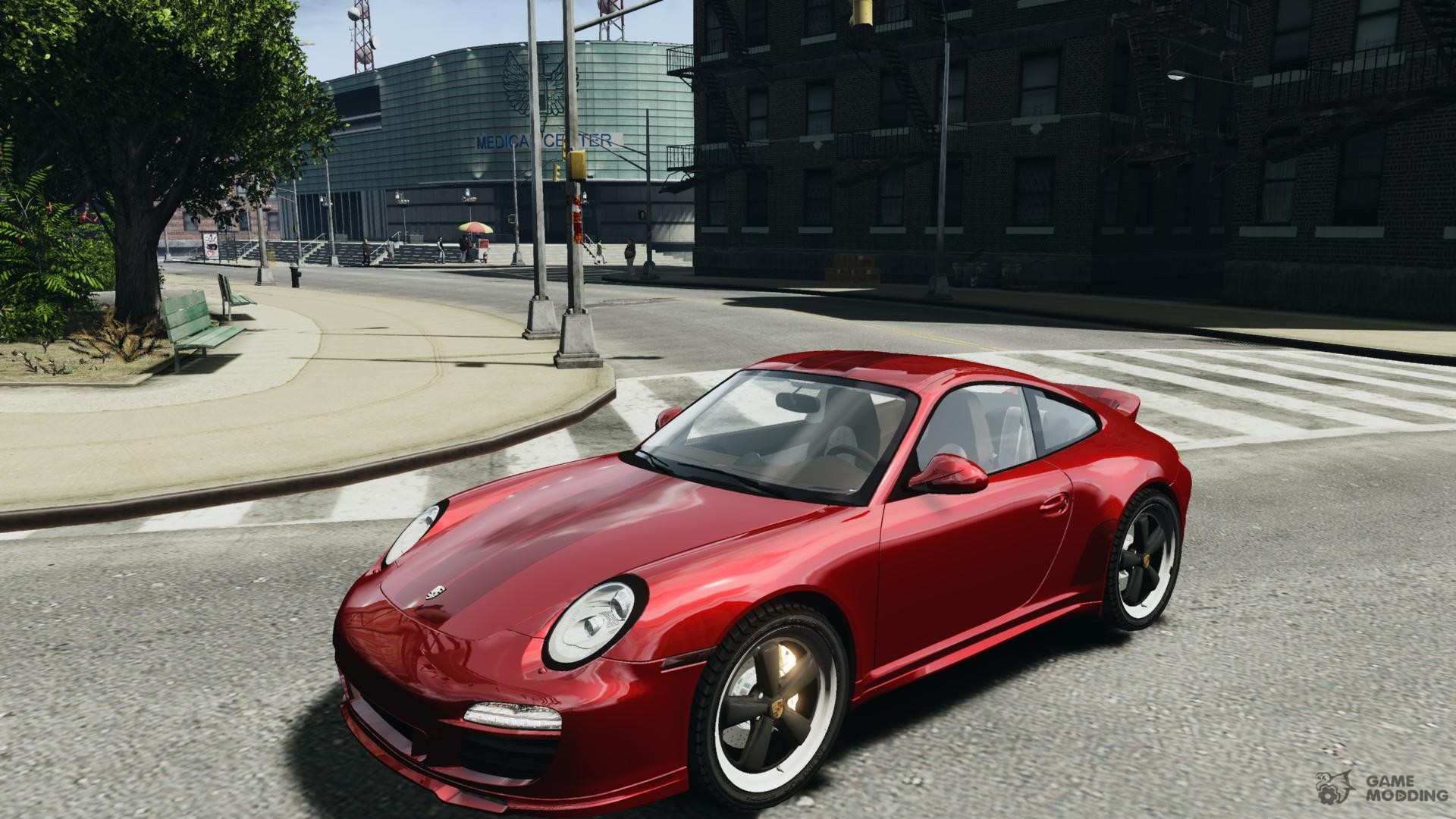 porsche for gta 4 page 4. Black Bedroom Furniture Sets. Home Design Ideas