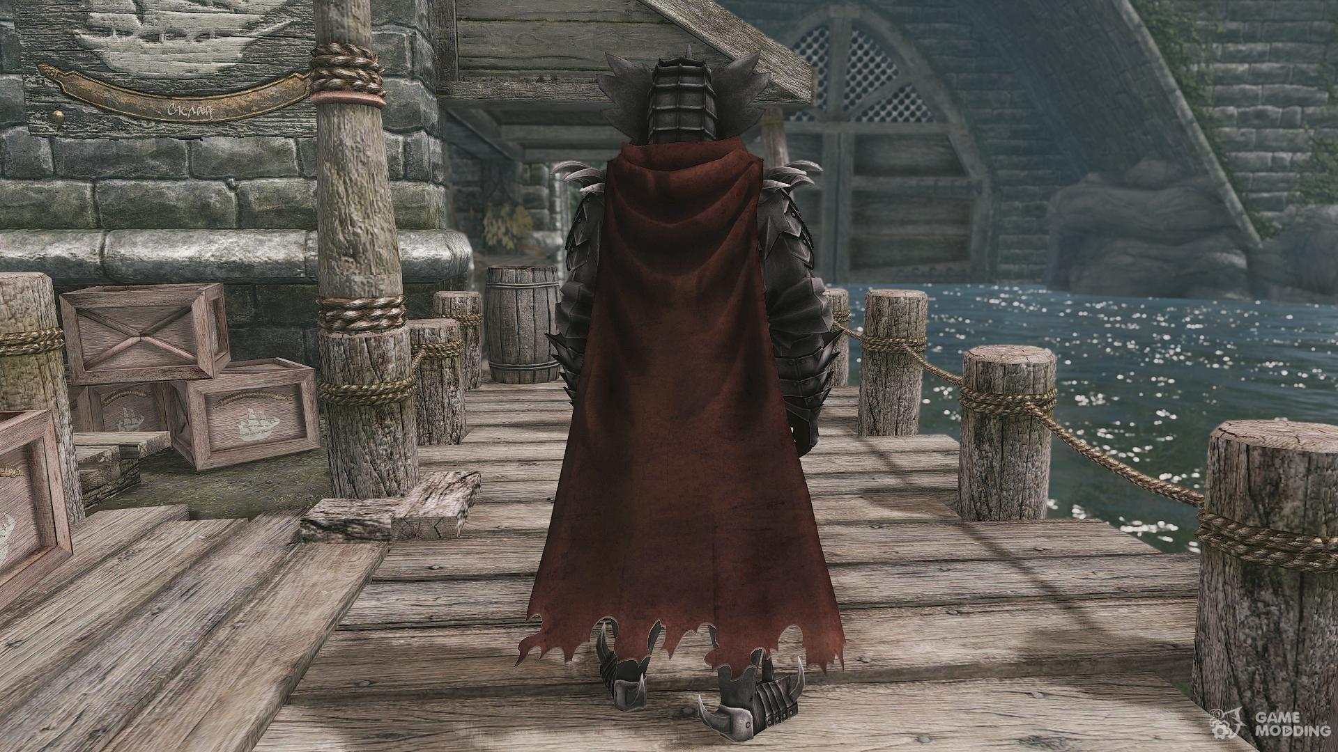 Berserk Grunberd Armor For Tes V Skyrim