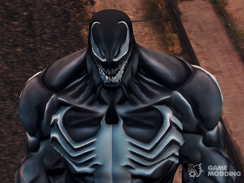 MCOC Venom Retexture 1 0 for GTA 5