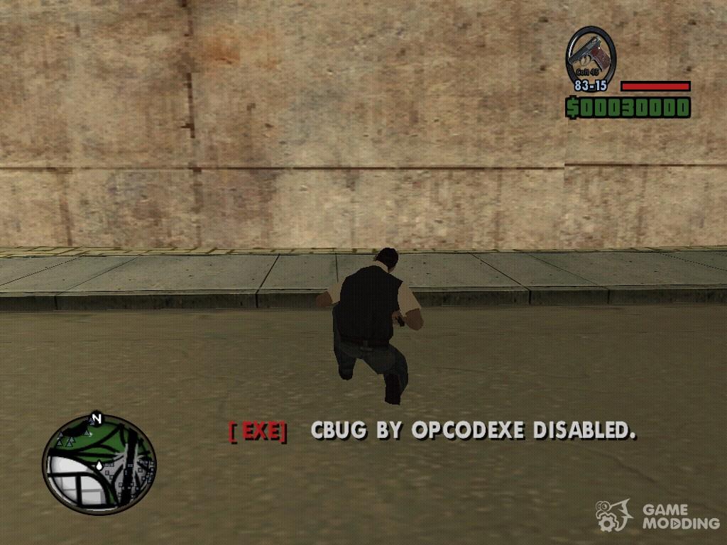 Cleo + C for SAMP 0  3z for GTA San Andreas