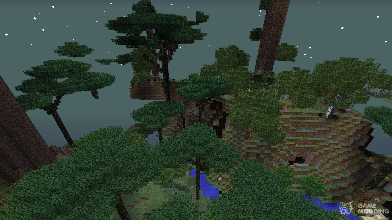 The Twilight Forest для Minecraft - tlauncher. org 4