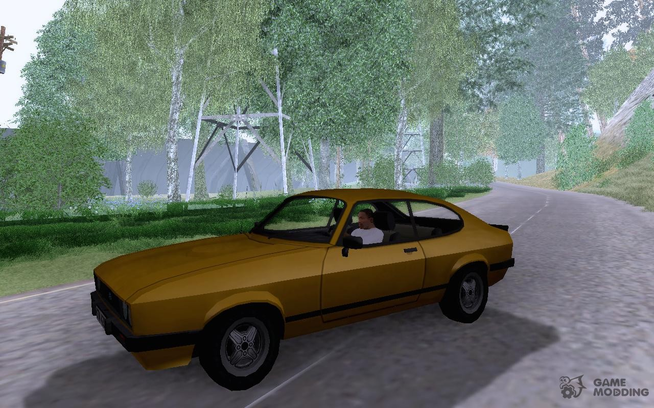 ford capri 1982 for gta san andreas. Black Bedroom Furniture Sets. Home Design Ideas