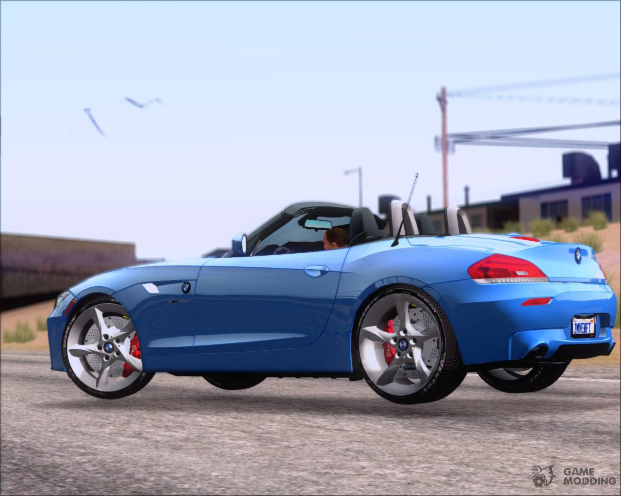 Bmw Z4 Sdrive35is 2011 2 Extras Hq For Gta San Andreas