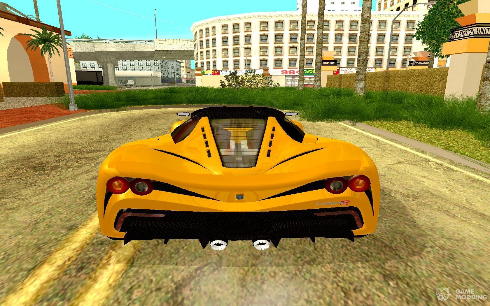 GTA V Turismo (R) for GTA San Andreas