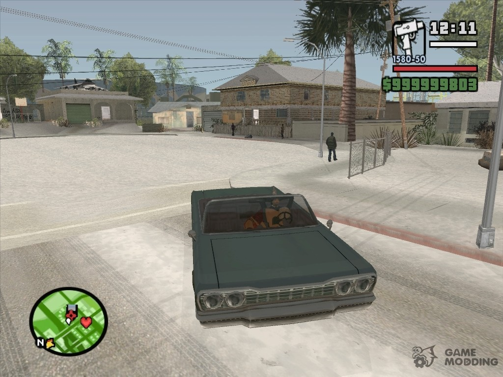 Car game sex