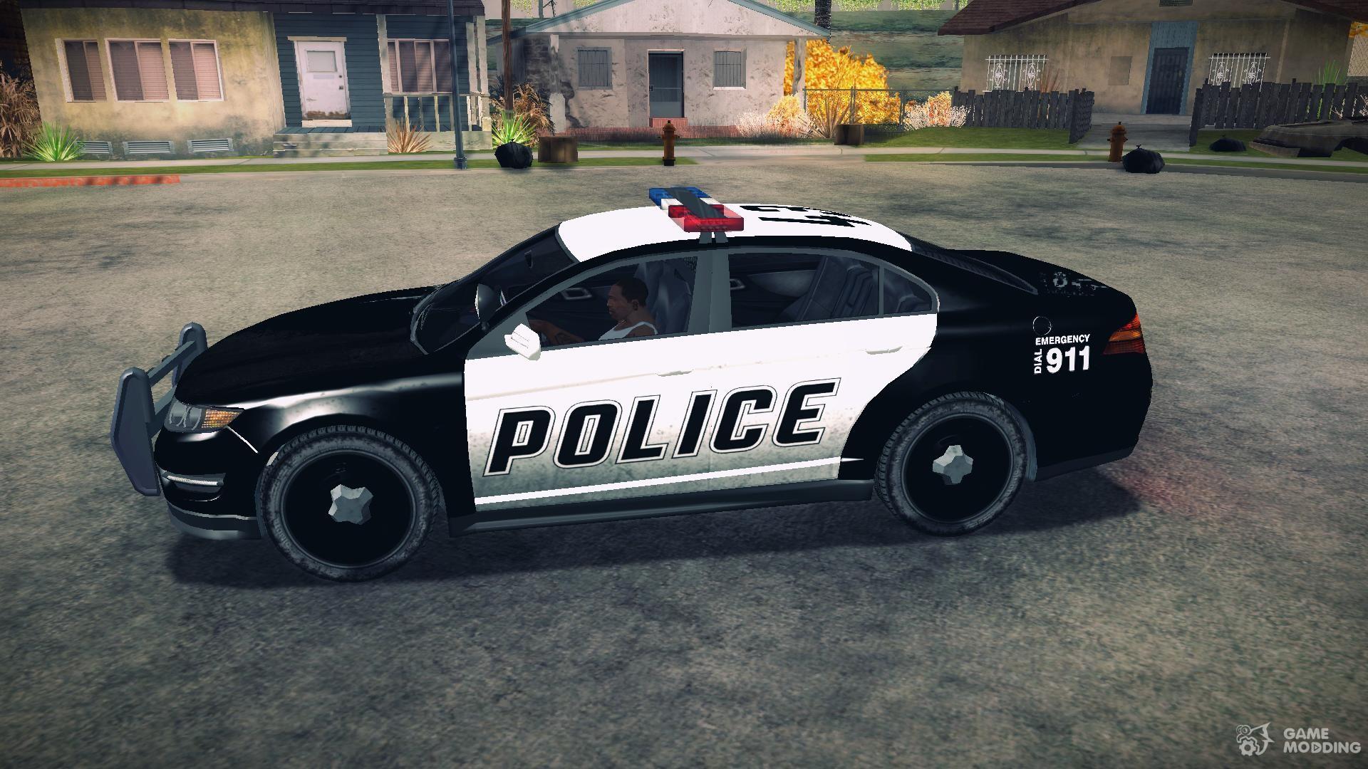 gta v vapid police interceptor for gta san andreas. Black Bedroom Furniture Sets. Home Design Ideas