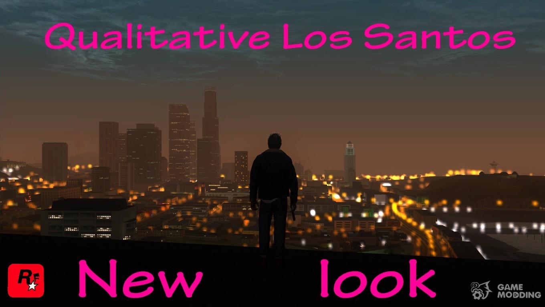 Los Santos you: New look for GTA San Andreas