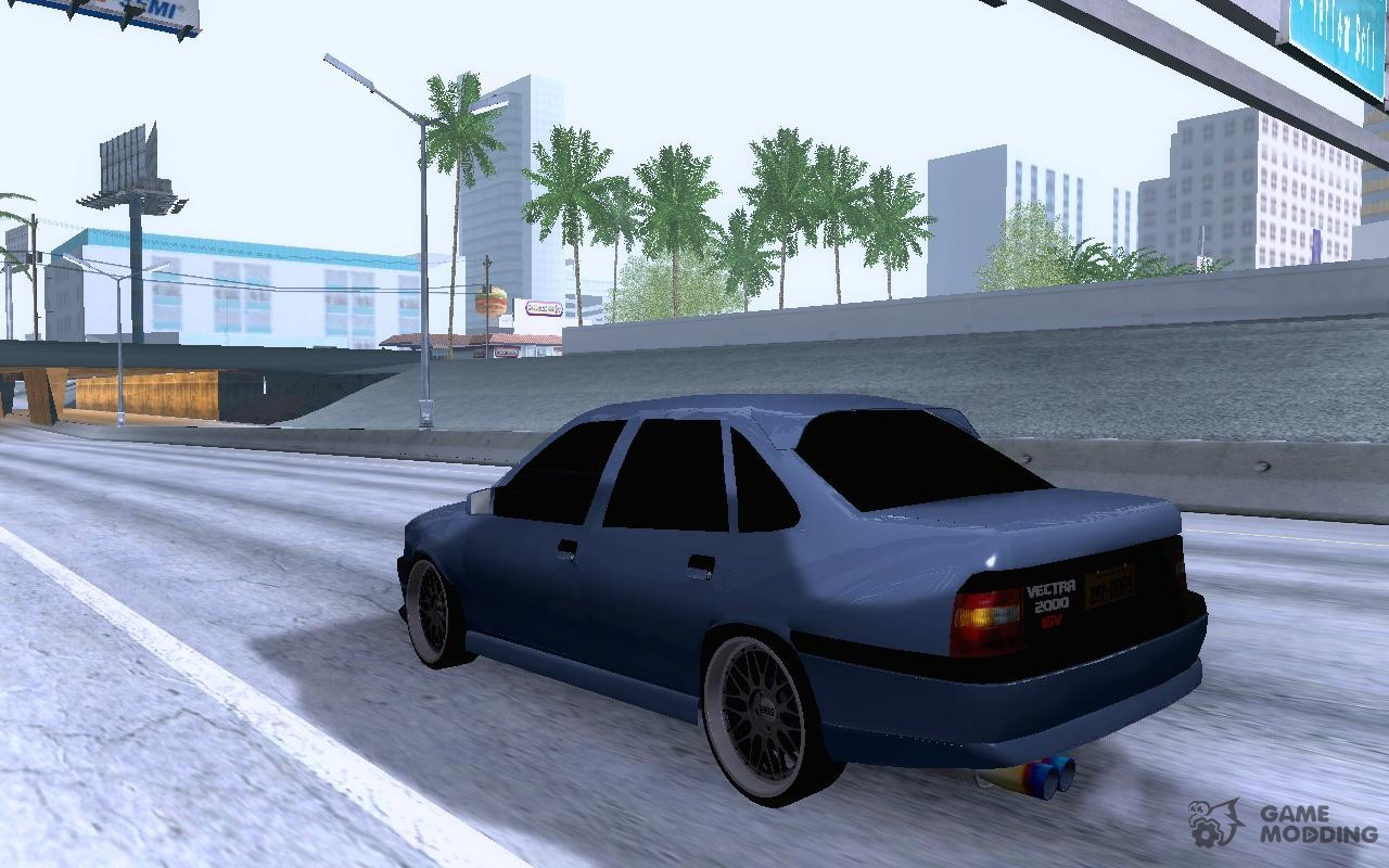 Opel vectra 2000 16v for gta san andreas opel vectra 2000 16v for gta san andreas left view sciox Choice Image