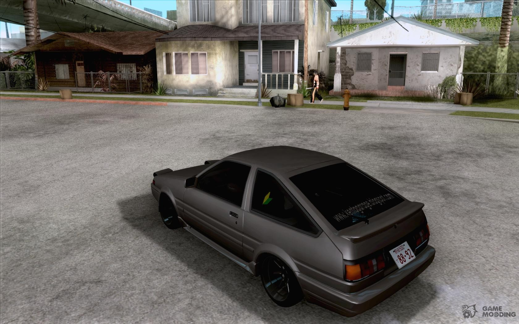 GTA-Moddingcom - Download Area GTA San Andreas