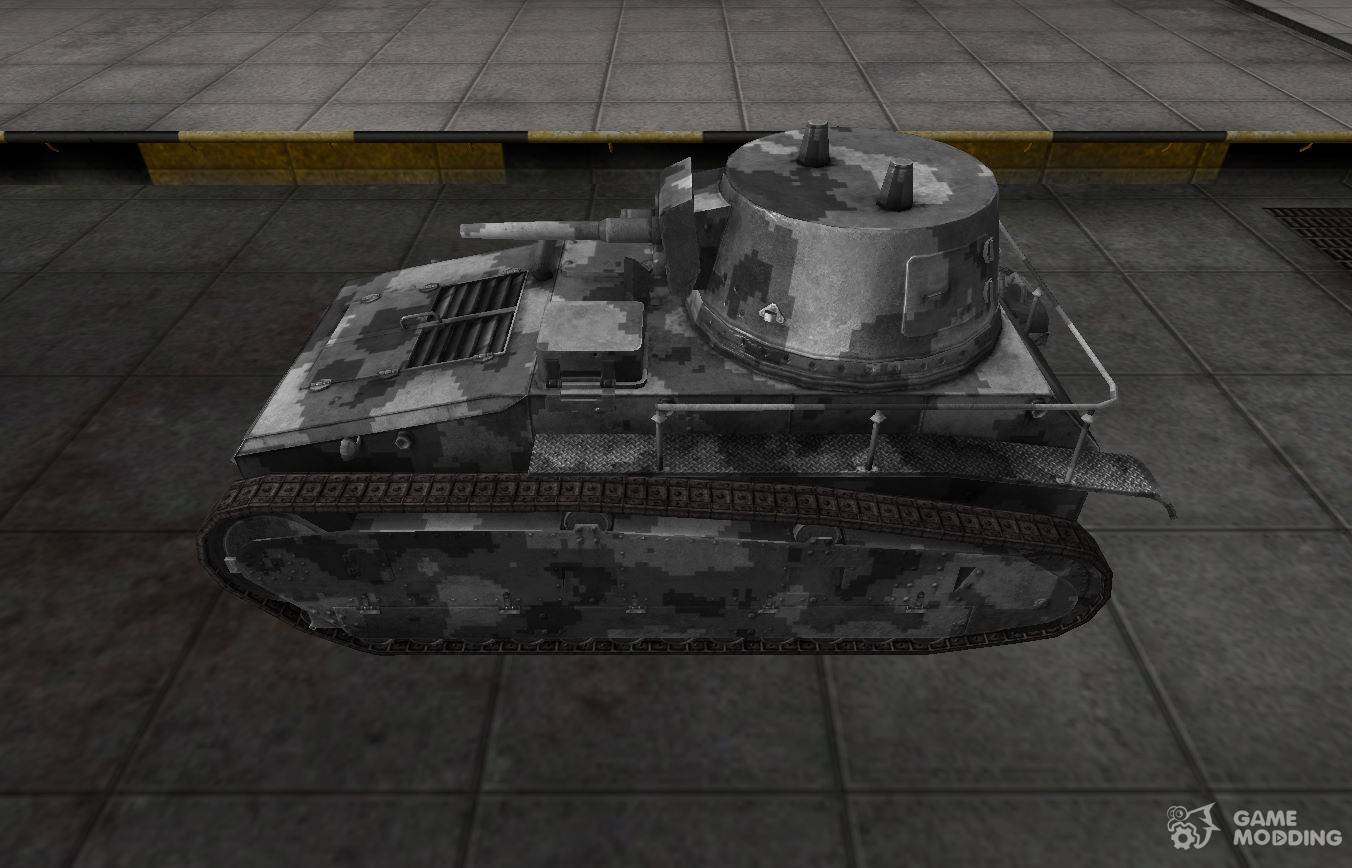 world of tanks cartoon mod