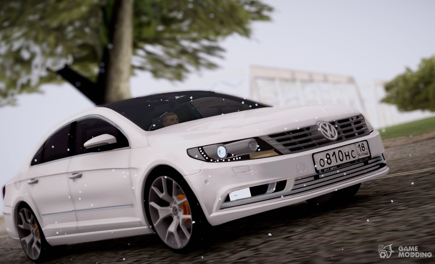 volkswagen passat cc for gta san andreas. Black Bedroom Furniture Sets. Home Design Ideas