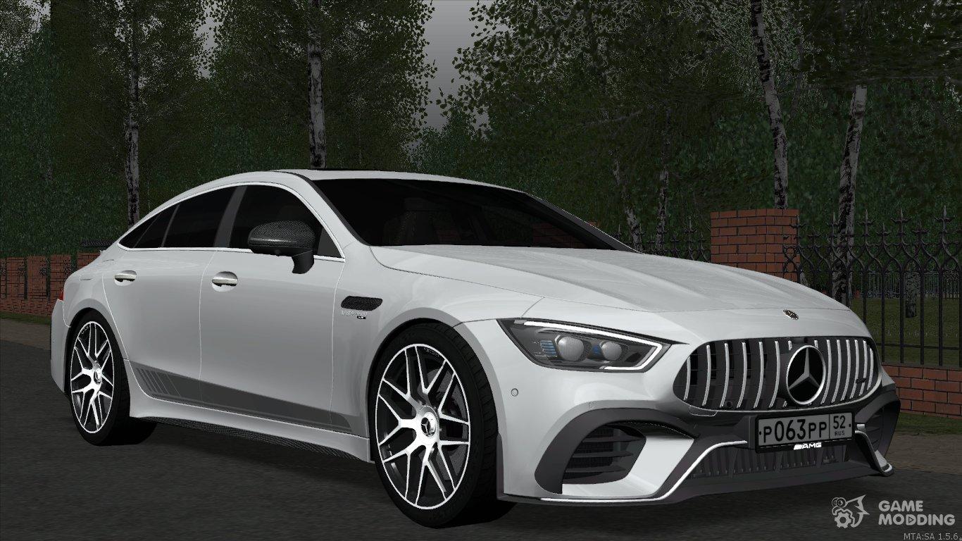 Mercedes-Benz GT63s for GTA San Andreas