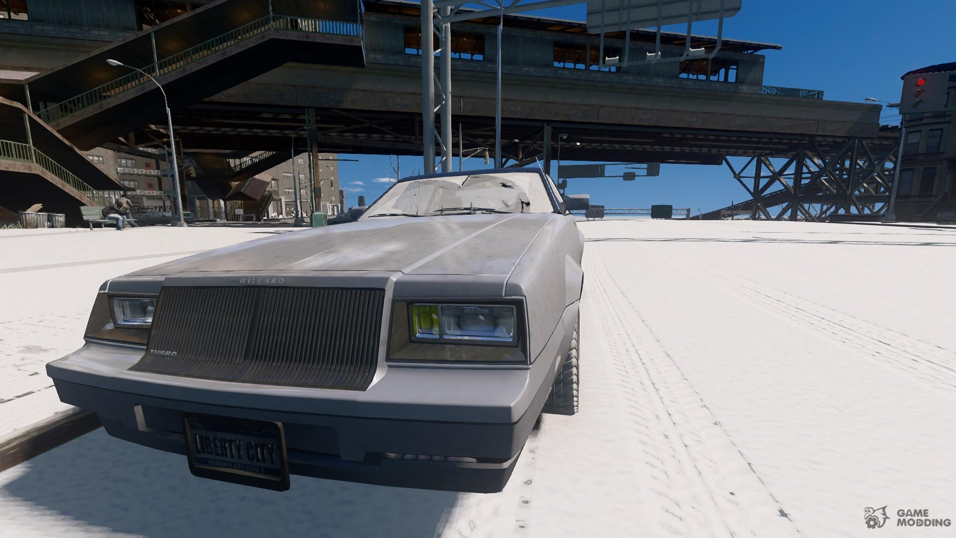 Snow Mod v2 0 for GTA 4