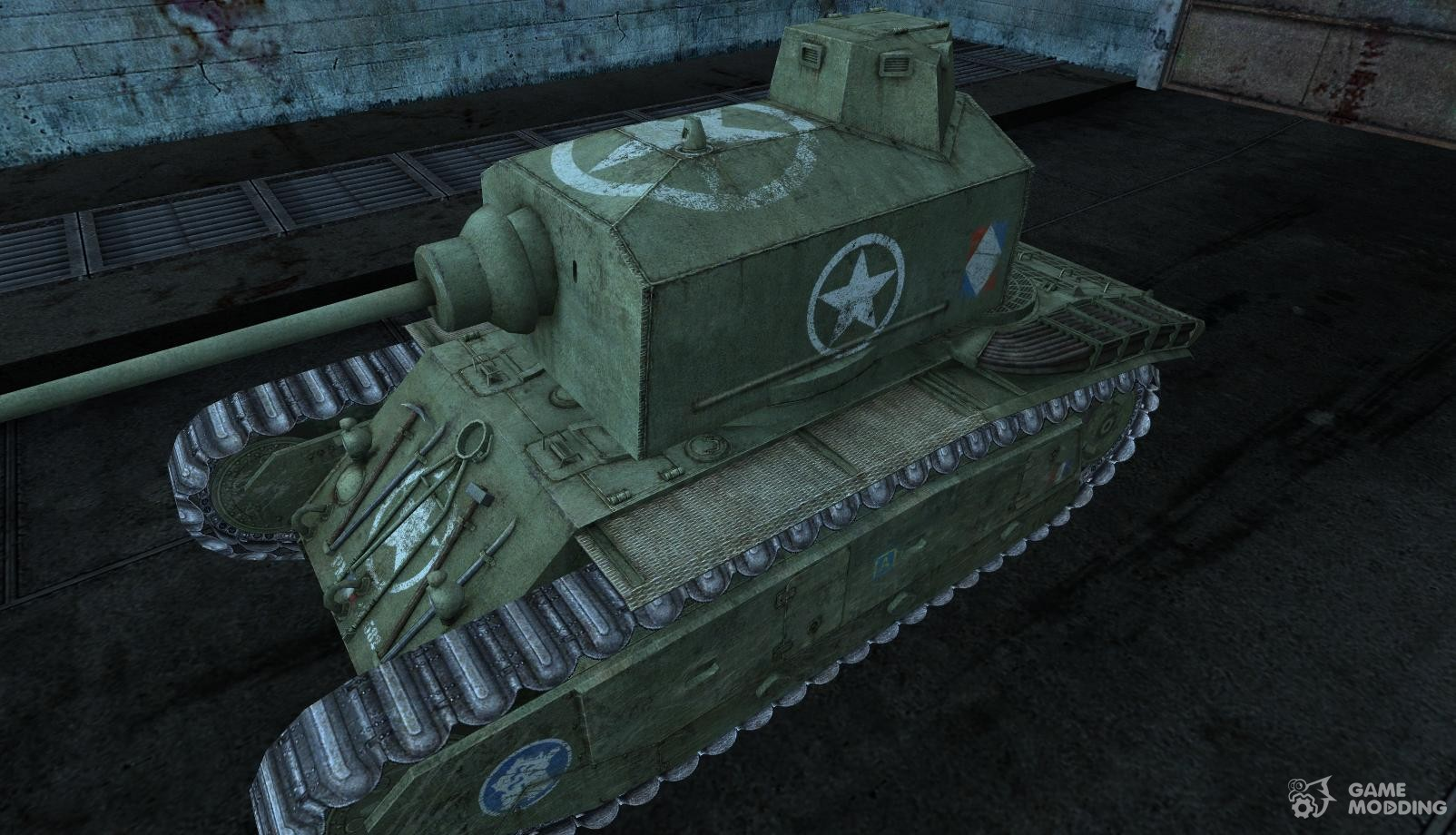 Skins for ARL 44 World of Tanks 0.9.22.0.1 » Page 1