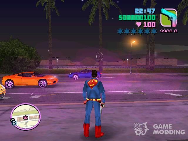 Manual Gta San Andreas Pc Cheats Superman Mod 2008