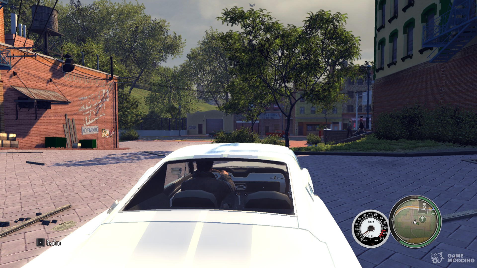 1967 Shelby GT500 v1 0 for Mafia II