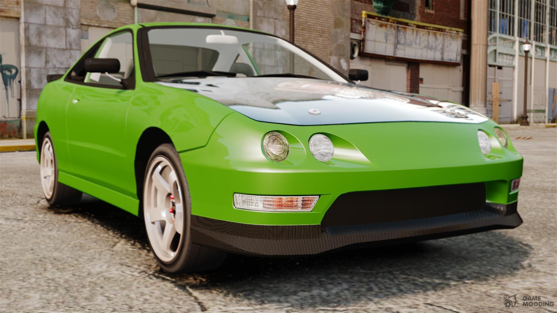 Acura type r