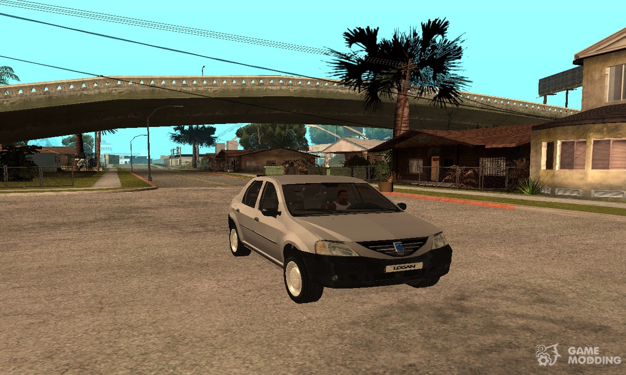Dacia For Gta San Andreas