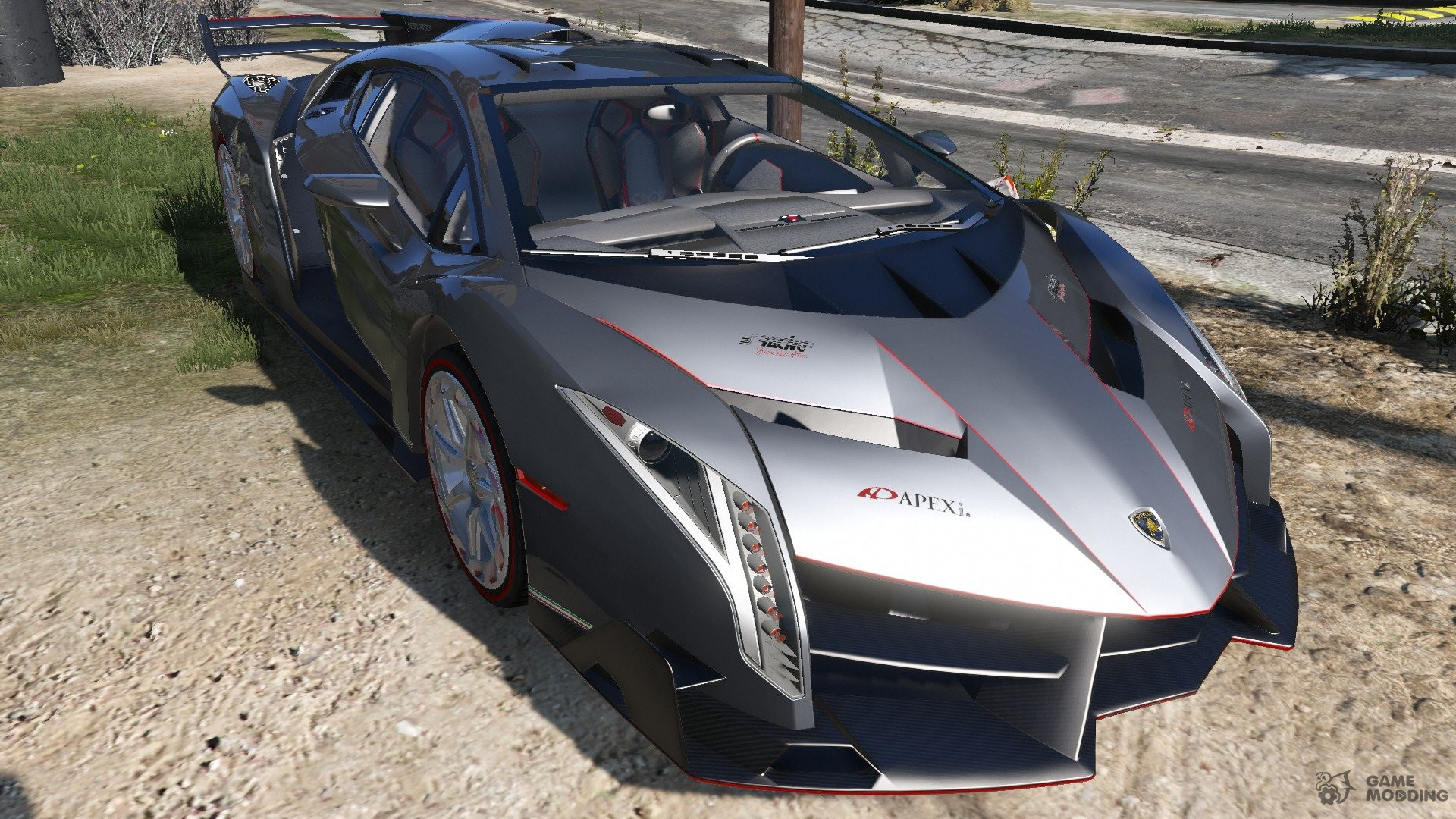 Pegassi Zentorno Replace For GTA 5