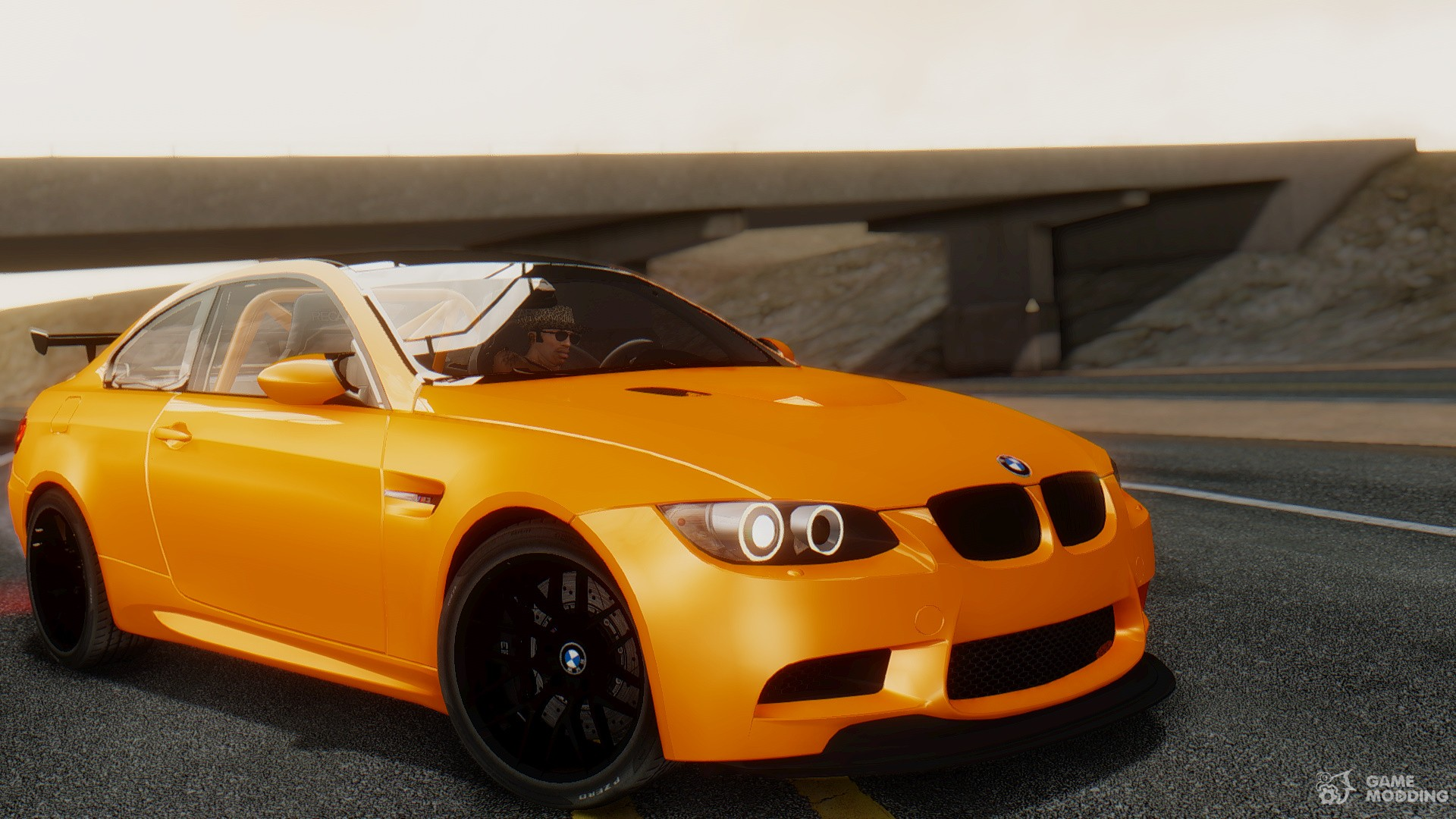 2011 BMW M3 GTS for GTA San Andreas