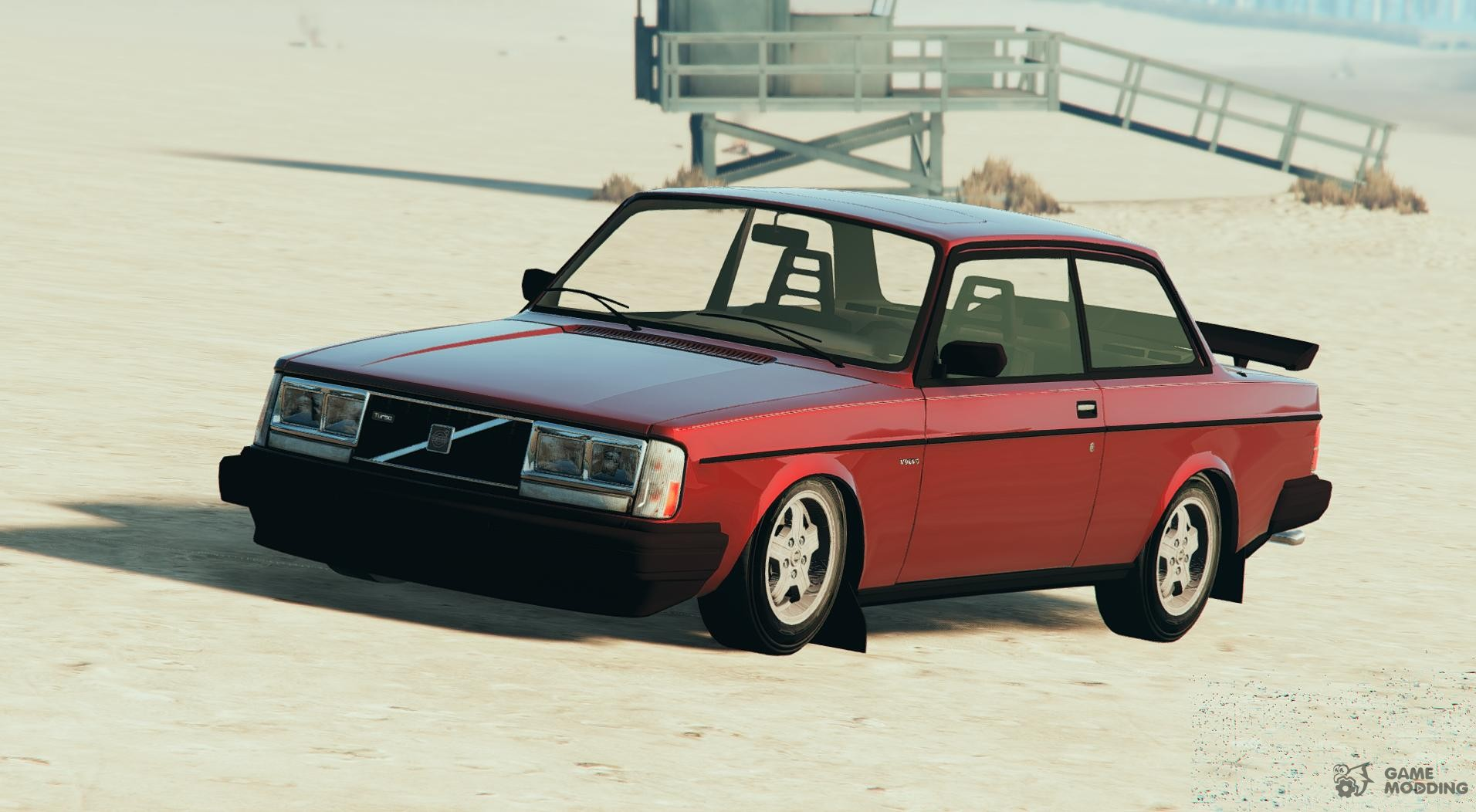 Volvo 240 turbo for gta 5