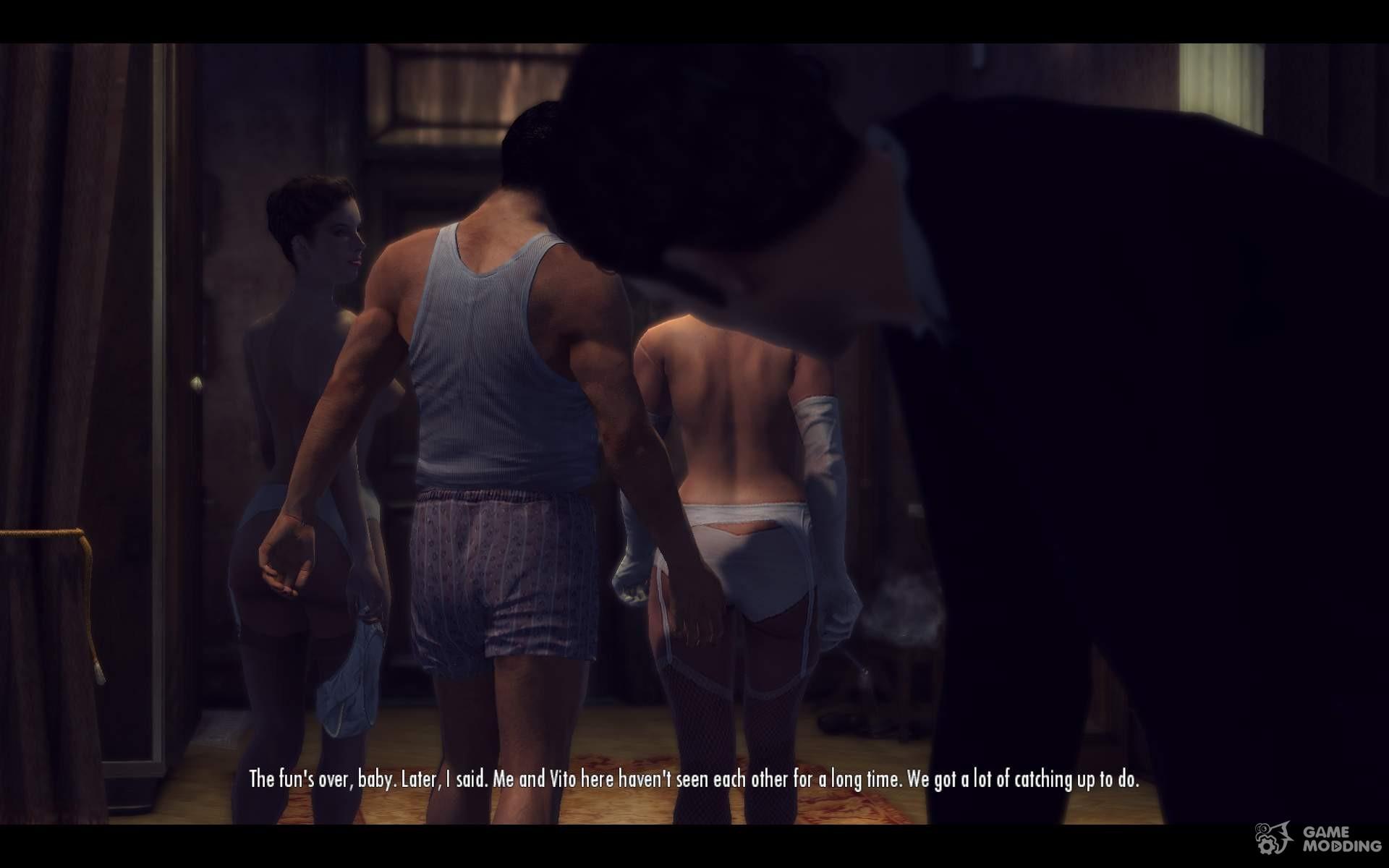 Mafia 2 Nude Mod