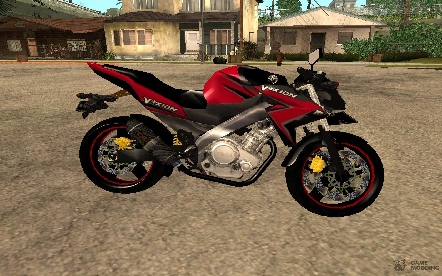 Motorbikes For GTA San Andreas With Automatic Installation
