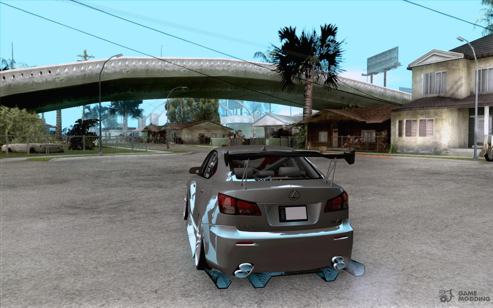 Lexus Drift Car For Gta San Andreas