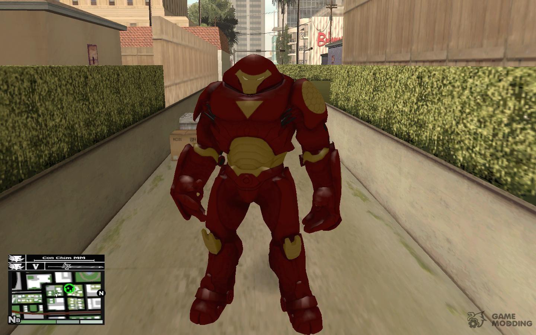 Classic Hulkbuster For Gta San Andreas
