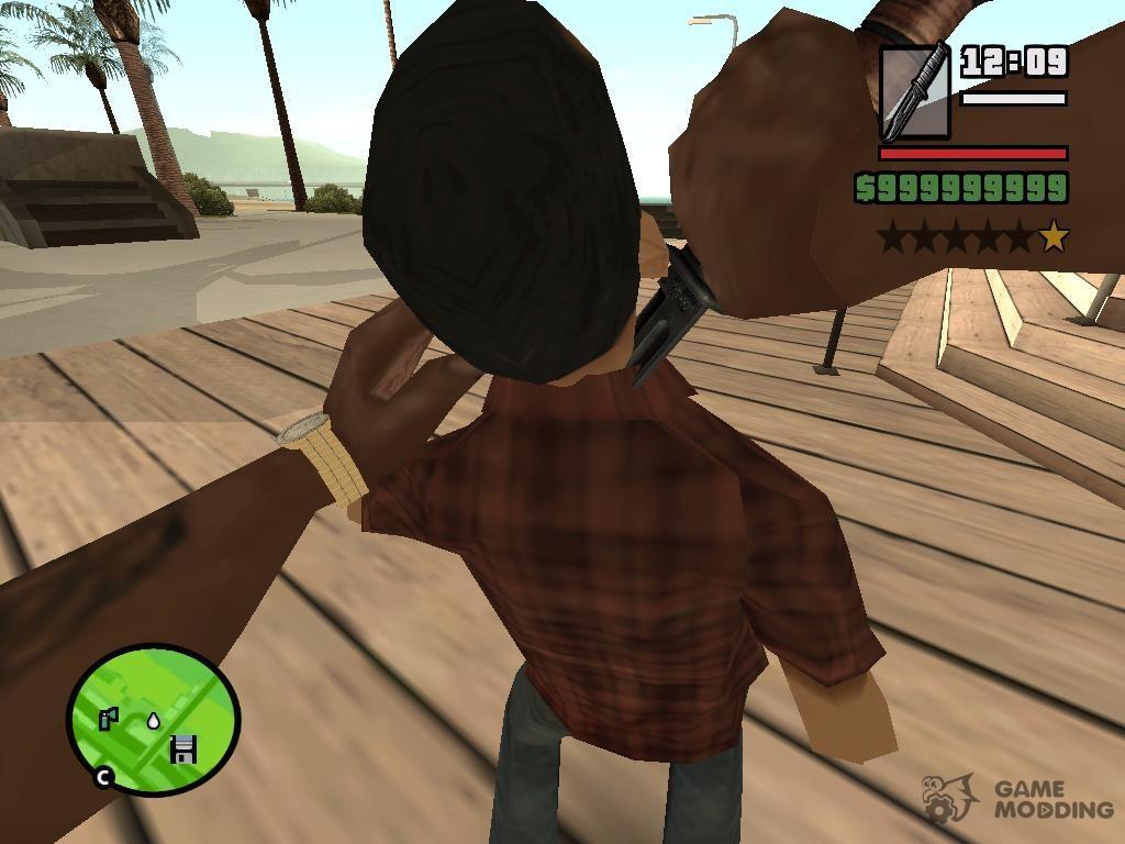 скачать моды для Cleo 4 для Gta San Andreas - фото 7