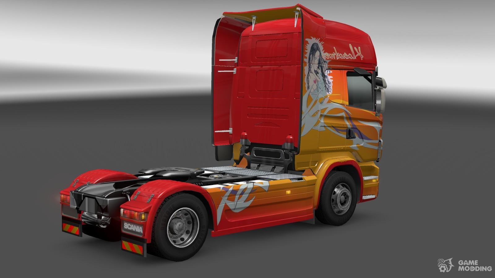 скачать на игру euro truck simulator 2