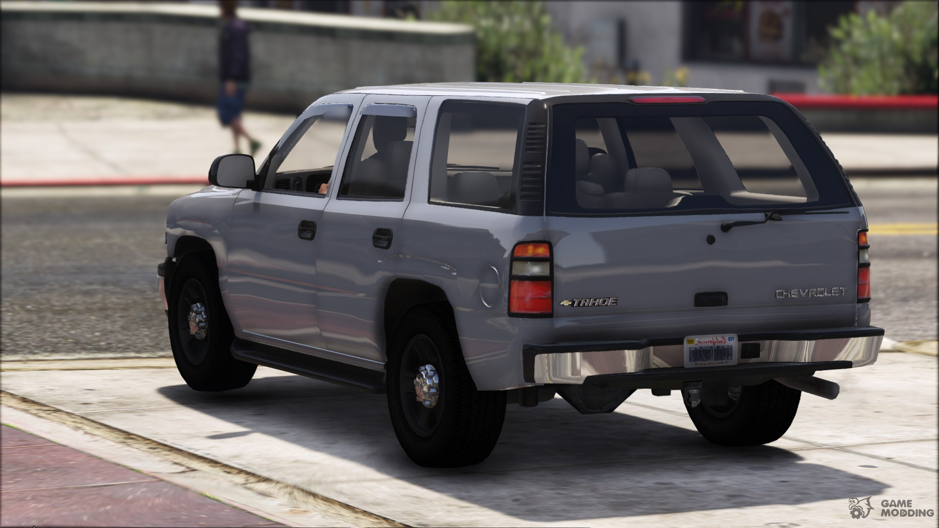 2006 chevy suburban for gta 5 left view