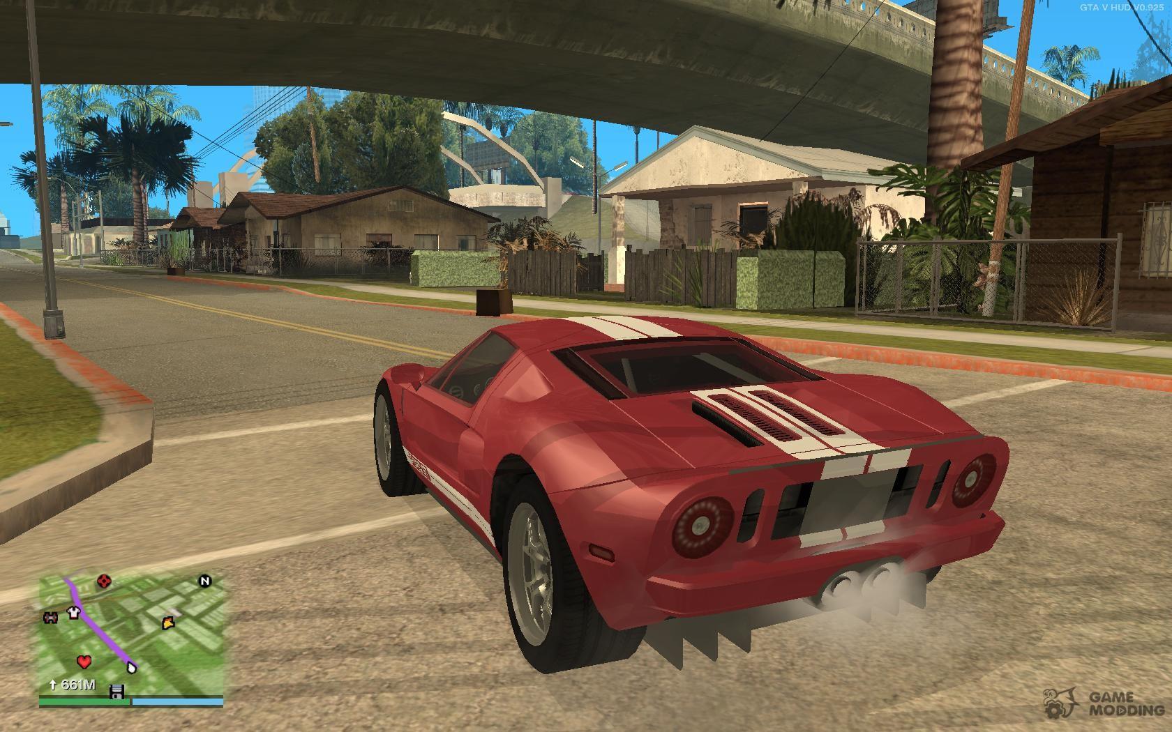 GTA V HUD v 0 925-