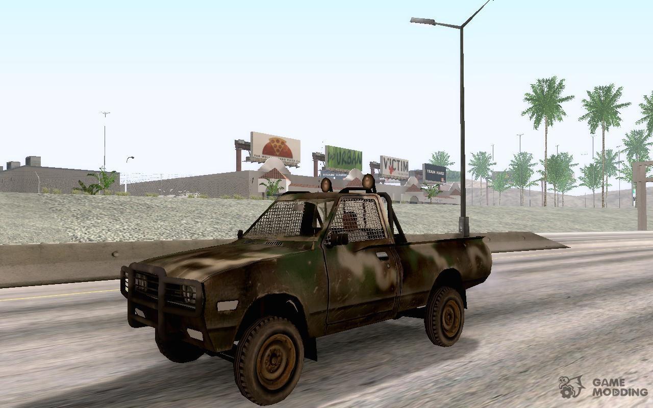 Datsun for GTA San Andreas