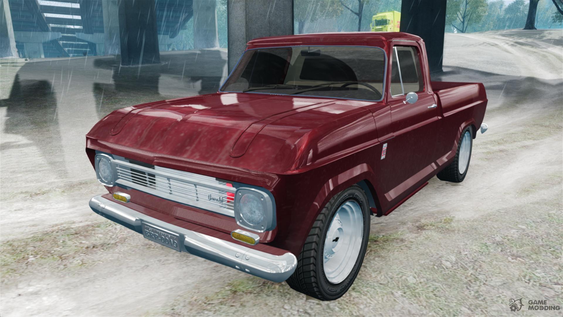 Chevrolet c10 1974 for gta 4