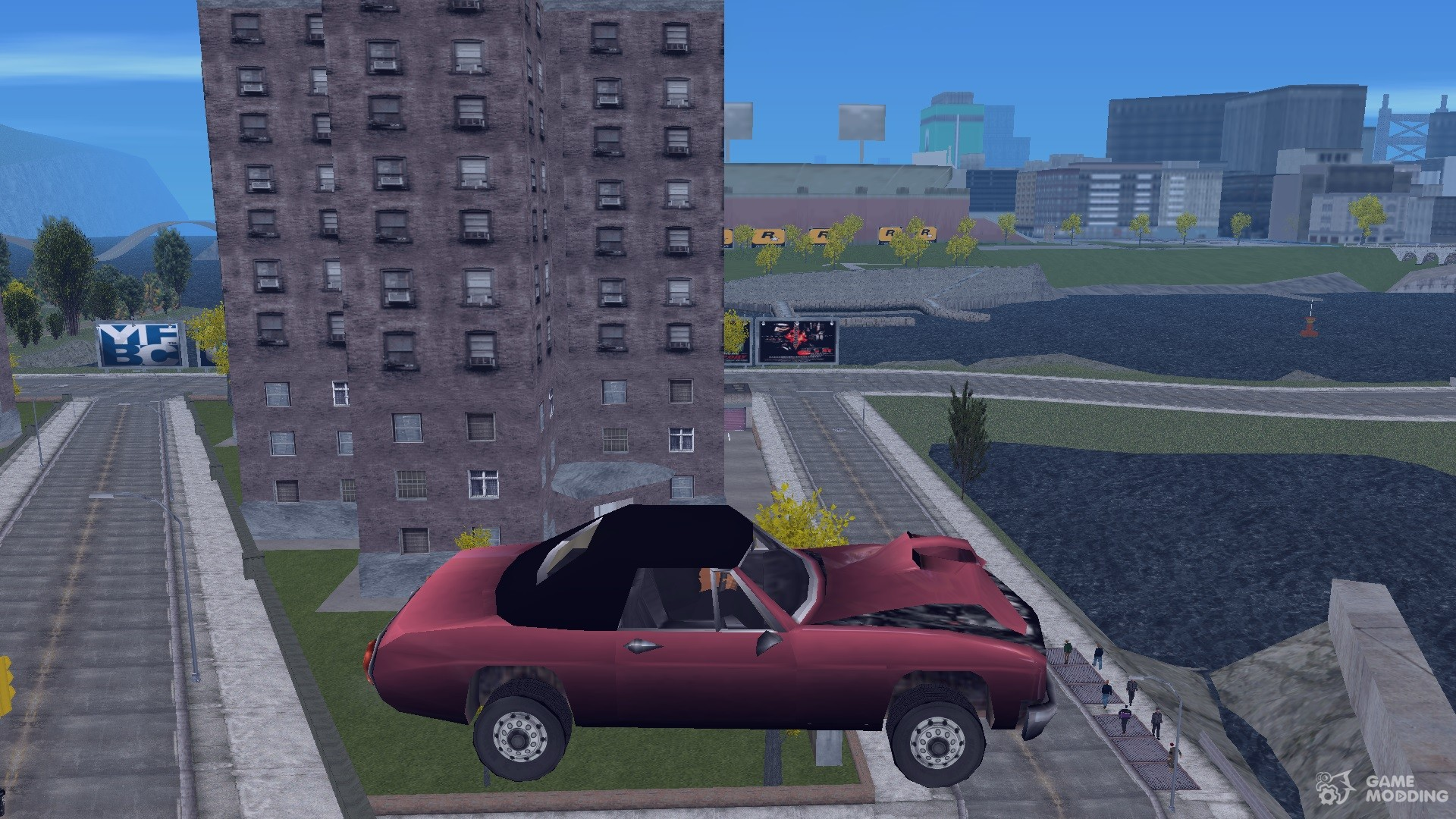 gta 3 how to fly