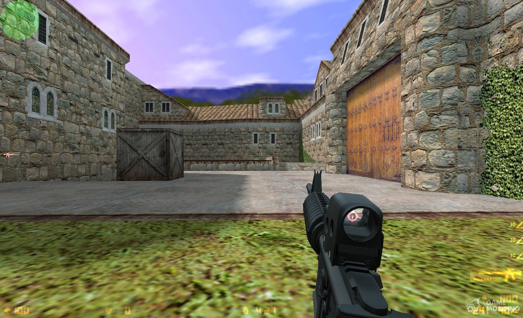 Twinkes M4 On Exes Anims For Counter Strike 16