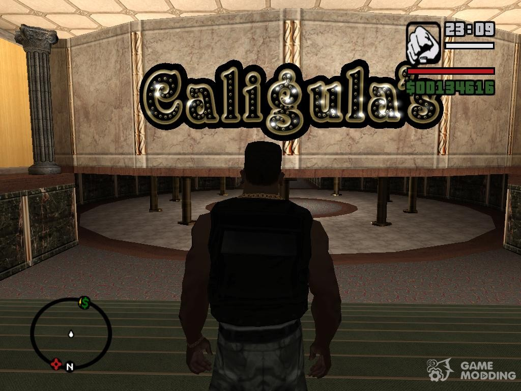 Casino caligula gta sa