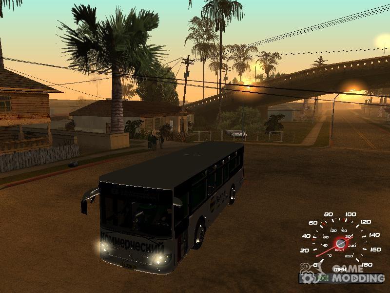 Daewoo BC211MA for GTA San Andreas