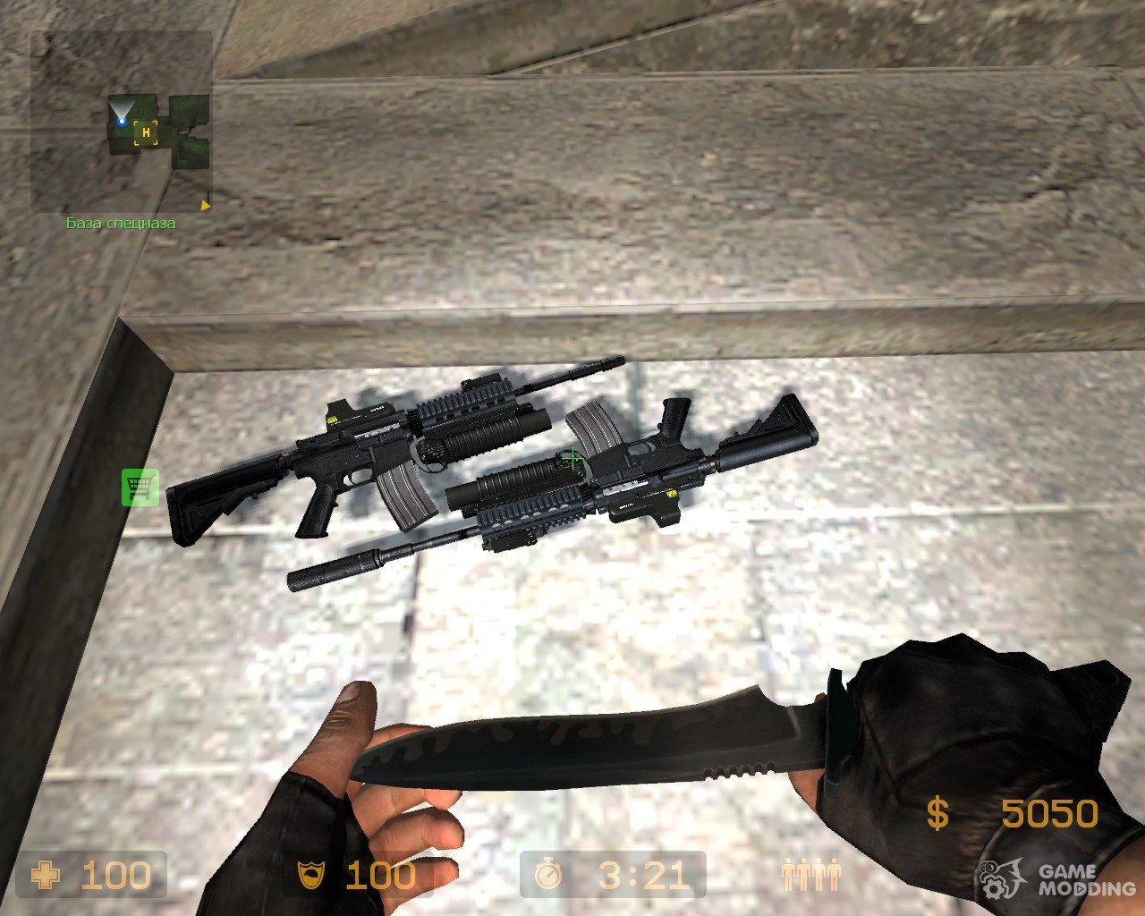 how to add bot in counter strike source